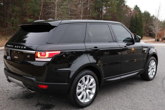 2014 Land Rover Range Rover Sport Supercharged Mooresville, North Carolina 84