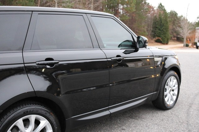 2014 Land Rover Range Rover Sport Supercharged Mooresville, North Carolina 85