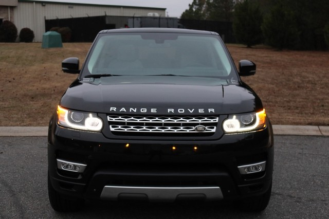 2014 Land Rover Range Rover Sport Supercharged Mooresville, North Carolina 87