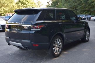 2014 Land Rover Range Rover Sport HSE Naugatuck, Connecticut 4