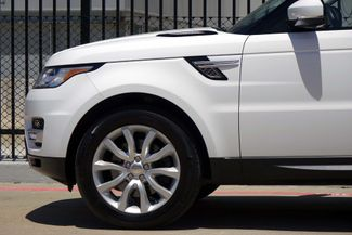 2014 Land Rover Range Rover Sport HSE * Climate & Visibility Pack * 20's * PANO ROOF Plano, Texas 32