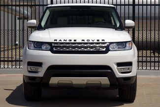 2014 Land Rover Range Rover Sport HSE * Climate & Visibility Pack * 20's * PANO ROOF Plano, Texas 6