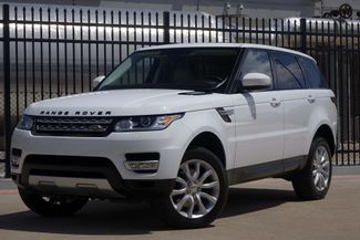 2014 Land Rover Range Rover Sport HSE * Climate & Visibility Pack * 20's * PANO ROOF Plano, Texas 1