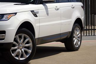 2014 Land Rover Range Rover Sport HSE * Climate & Visibility Pack * 20's * PANO ROOF Plano, Texas 25