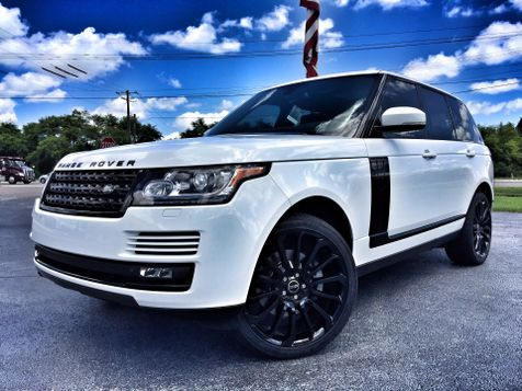 2014 Land Rover Range Rover SUPERCHARGED REAR ENT 22