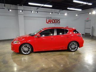 2014 Lexus CT 200h Little Rock, Arkansas 3