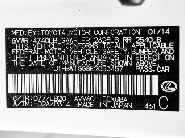 2014 Lexus ES 300h Hybrid Burbank, CA 31