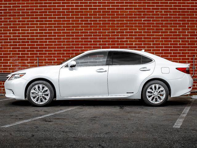 2014 Lexus ES 300h Hybrid Burbank, CA 5