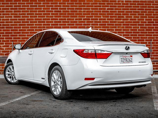 2014 Lexus ES 300h Hybrid Burbank, CA 7