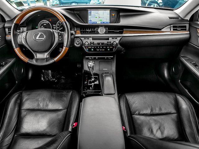 2014 Lexus ES 300h Hybrid Burbank, CA 8