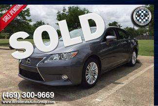 2014 Lexus ES 350 Luxury Package | Garland, Texas | Accelerate Auto Group in Garland