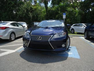 2014 Lexus ES 350 LUXURY. AIR COOLED-HTD SEATS. BLIND SPOT SEFFNER, Florida