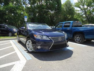 2014 Lexus ES 350 LUXURY. AIR COOLED-HTD SEATS. BLIND SPOT SEFFNER, Florida 6