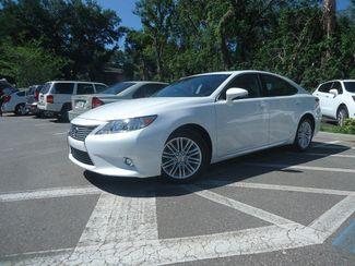 2014 Lexus ES 350 LUXURY. NAVI. AIR COOLED-HTD SEATS SEFFNER, Florida 5