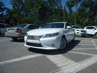 2014 Lexus ES 350 LUXURY. NAVI. AIR COOLED-HTD SEATS SEFFNER, Florida 6
