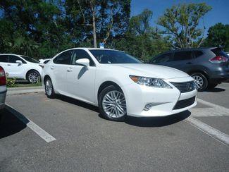 2014 Lexus ES 350 LUXURY. NAVI. AIR COOLED-HTD SEATS SEFFNER, Florida 8