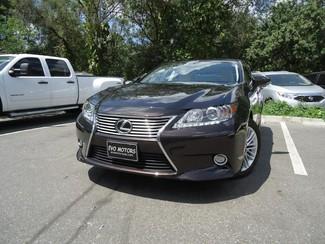 2014 Lexus ES 350 LUXURY. NAVI. AIR COOLED-HTD SEATS. BLIND SPOT Tampa, Florida 8