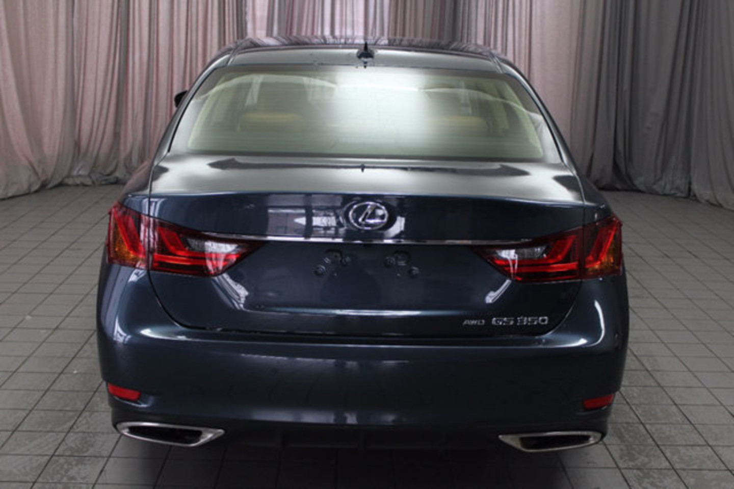 2014 lexus gs 350 4dr sedan awd city oh north coast auto mall of akron. Black Bedroom Furniture Sets. Home Design Ideas