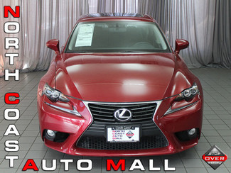 2014 Lexus IS 250 4dr Sport Sedan Automatic AWD in Akron, OH