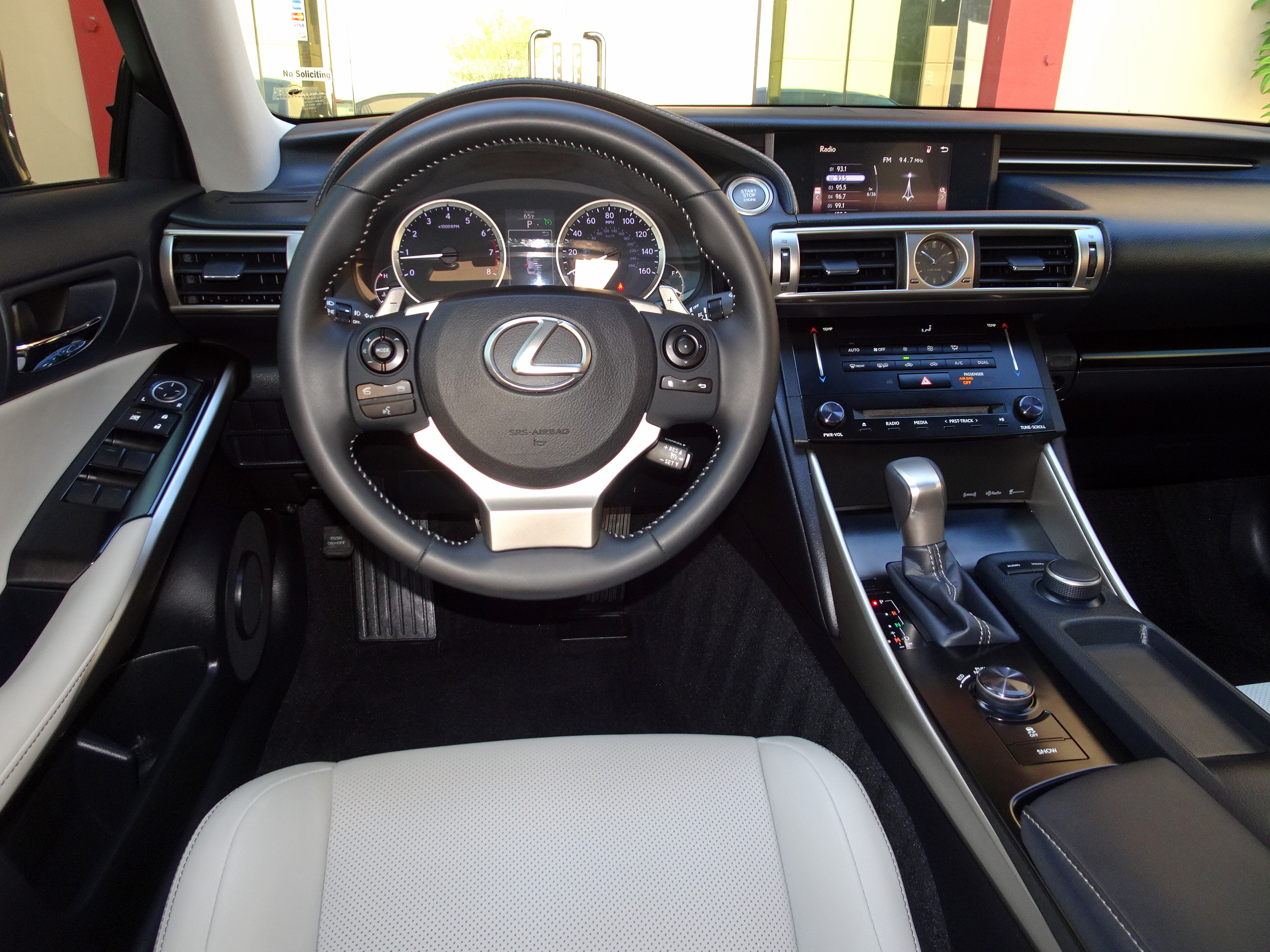 2014 Lexus IS 250 – FRESH TRADE-IN – SERVICE RECORDS – PRICED TO ...