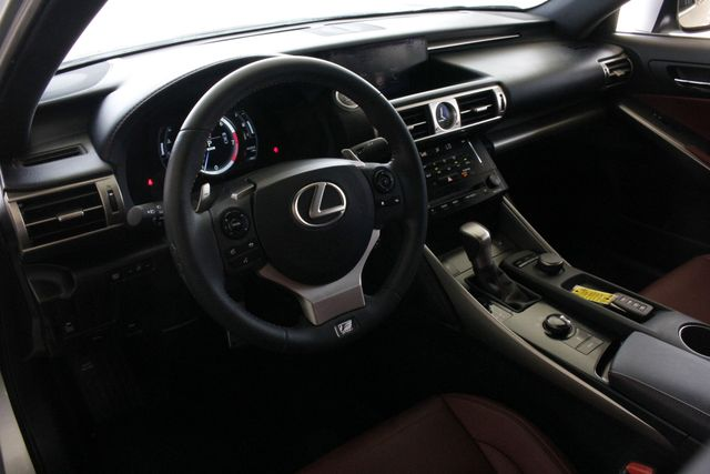 2014 Lexus IS 250 F-SPORT RWD - BLIND SPOT - RED LEATHER! Mooresville , NC 30