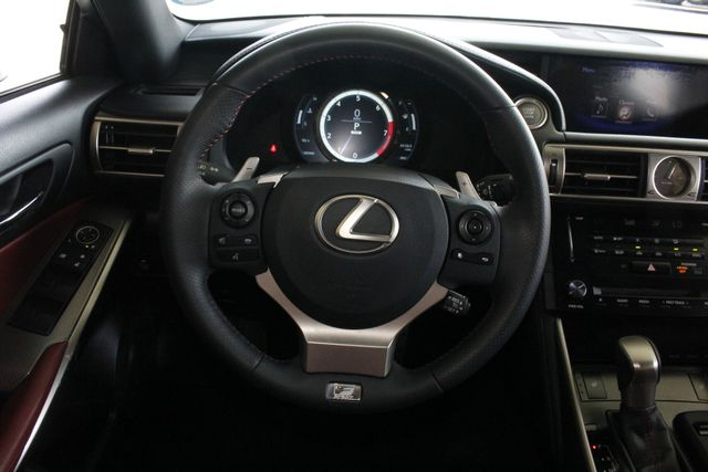 2014 Lexus IS 250 F-SPORT RWD - BLIND SPOT - RED LEATHER! Mooresville , NC 5