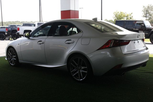 2014 Lexus IS 250 F-SPORT RWD - BLIND SPOT - RED LEATHER! Mooresville , NC 25