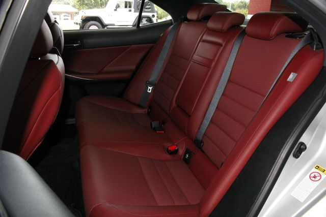 2014 Lexus IS 250 F-SPORT RWD - BLIND SPOT - RED LEATHER! Mooresville , NC 11