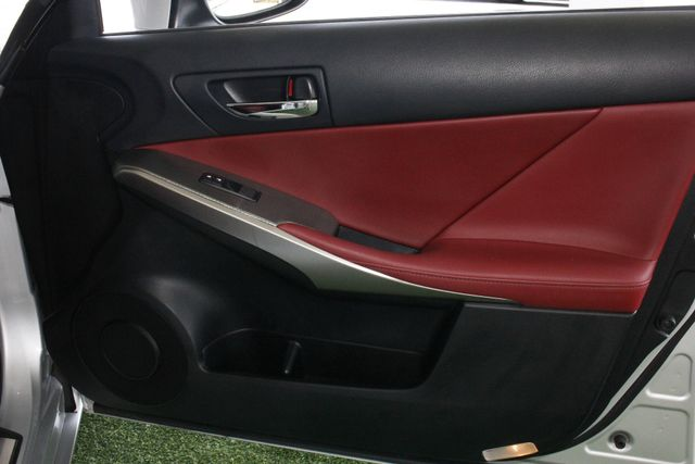 2014 Lexus IS 250 F-SPORT RWD - BLIND SPOT - RED LEATHER! Mooresville , NC 39