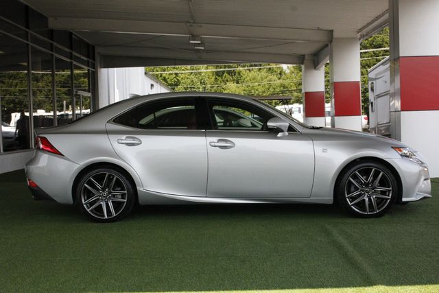 2014 Lexus IS 250 F-SPORT RWD - BLIND SPOT - RED LEATHER! Mooresville , NC 15