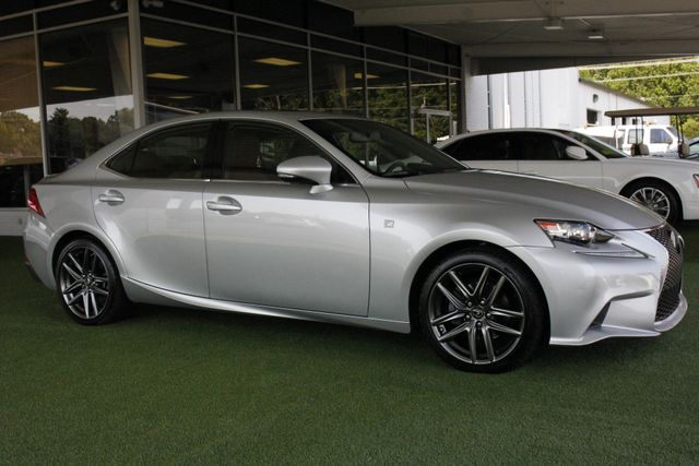 2014 Lexus IS 250 F-SPORT RWD - BLIND SPOT - RED LEATHER! Mooresville , NC 22