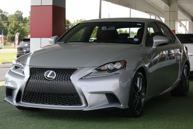 2014 Lexus IS 250 F-SPORT RWD - BLIND SPOT - RED LEATHER! Mooresville , NC 27
