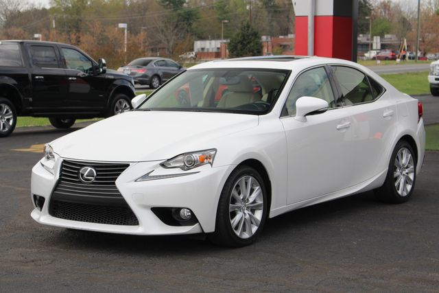 2014 Lexus IS 250 RWD - SUNROOF - ONE OWNER! Mooresville , NC 23