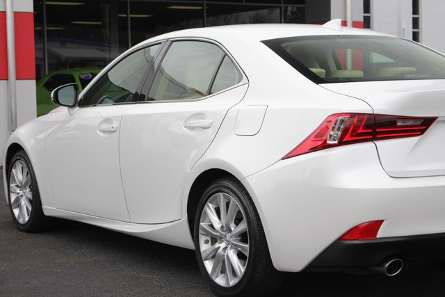 2014 Lexus IS 250 RWD - SUNROOF - ONE OWNER! Mooresville , NC 29