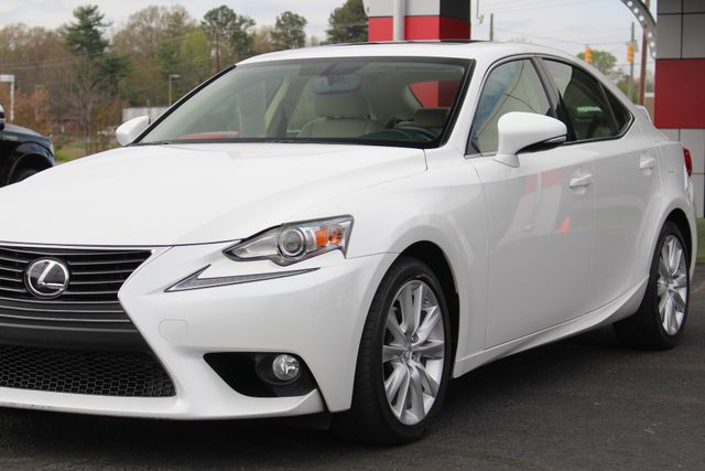 2014 Lexus IS 250 RWD - SUNROOF - ONE OWNER! Mooresville , NC 25