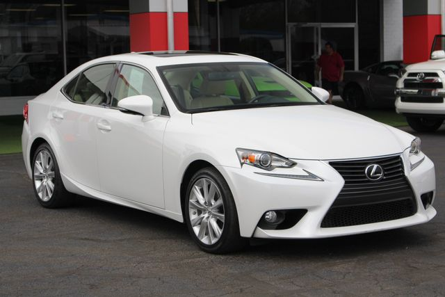 2014 Lexus IS 250 RWD - SUNROOF - ONE OWNER! Mooresville , NC 22