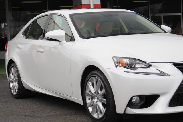 2014 Lexus IS 250 RWD - SUNROOF - ONE OWNER! Mooresville , NC 24