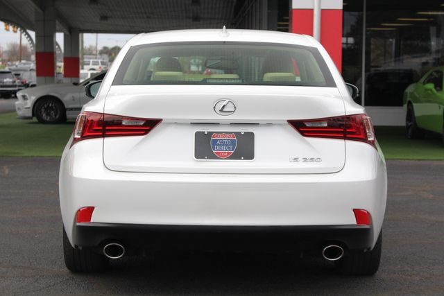 2014 Lexus IS 250 RWD - SUNROOF - ONE OWNER! Mooresville , NC 17