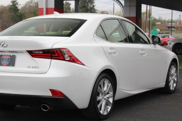 2014 Lexus IS 250 RWD - SUNROOF - ONE OWNER! Mooresville , NC 28
