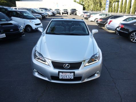 2014 Lexus IS 250C ((**NAVIGATION & BACK-UP CAMERA**))  in Campbell, CA