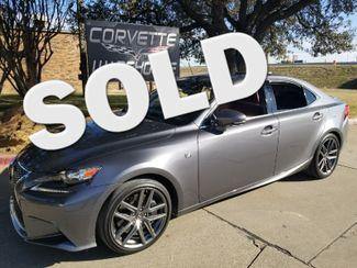 2014 Lexus IS 350 Sedan Auto, Sunroof, Alloys Only 48k! | Dallas, Texas | Corvette Warehouse  in Dallas Texas