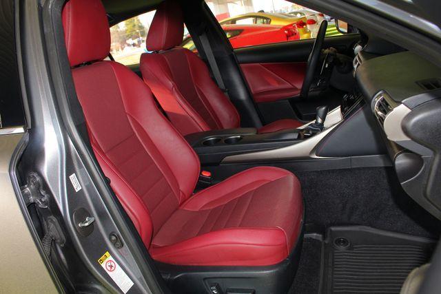 "2014 Lexus IS 350 AWD - F SPORT - 20"" WHEELS - NAV! Mooresville , NC 14"