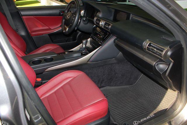 "2014 Lexus IS 350 AWD - F SPORT - 20"" WHEELS - NAV! Mooresville , NC 32"