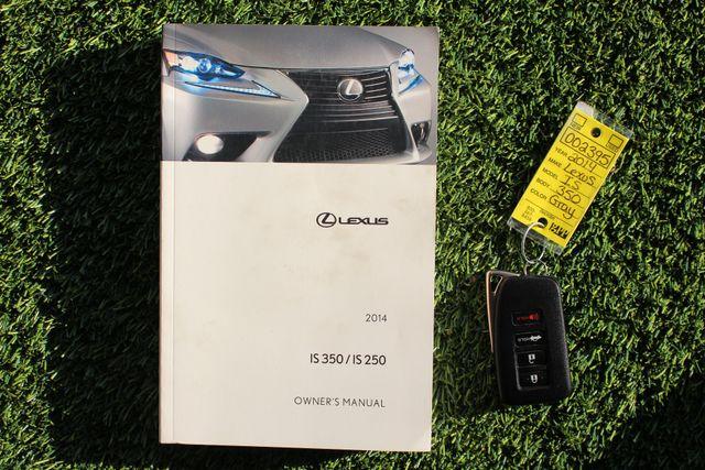 "2014 Lexus IS 350 AWD - F SPORT - 20"" WHEELS - NAV! Mooresville , NC 19"