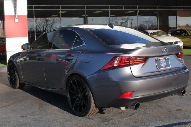"2014 Lexus IS 350 AWD - F SPORT - 20"" WHEELS - NAV! Mooresville , NC 25"