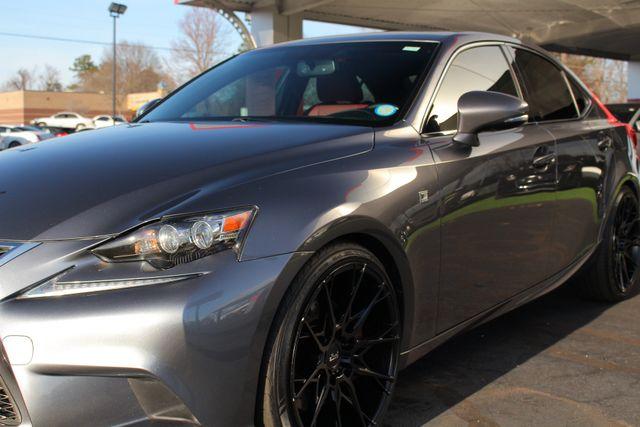 "2014 Lexus IS 350 AWD - F SPORT - 20"" WHEELS - NAV! Mooresville , NC 27"