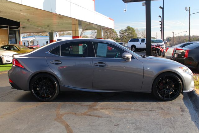 "2014 Lexus IS 350 AWD - F SPORT - 20"" WHEELS - NAV! Mooresville , NC 15"