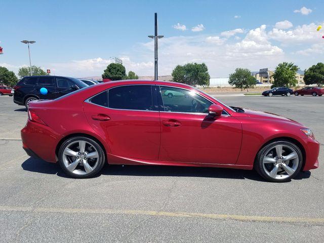 2014 Lexus IS 350 St. George, UT 4