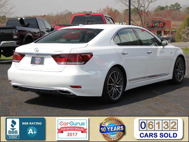 2014 Lexus LS 460 F SPORT W/COMFORT PKG - BLIND SPOT! Mooresville , NC 2