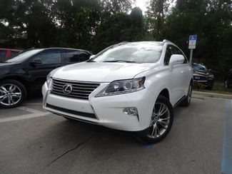 2014 Lexus RX 350 AIR COOOLED-HTD SEATS. BLIND SPOT. PWR TAILGATE SEFFNER, Florida